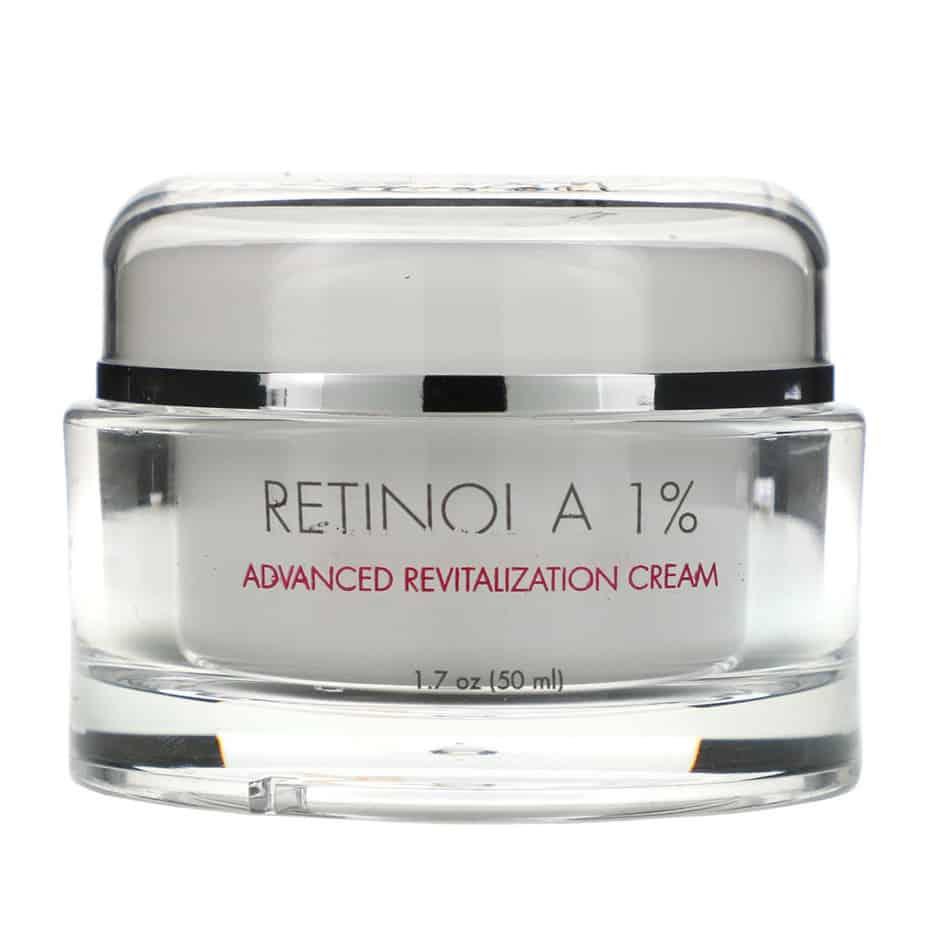 アイハーブのレチノールクリーム「retinol a 1%」