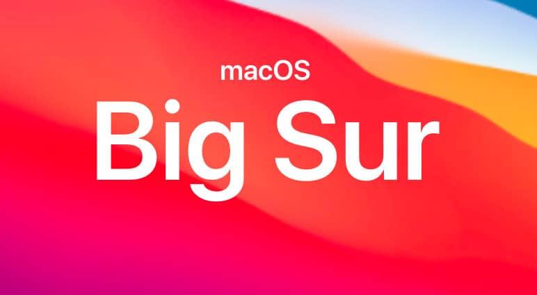 新MacOS「BigSur」で最初にしたいおすすめ初期設定