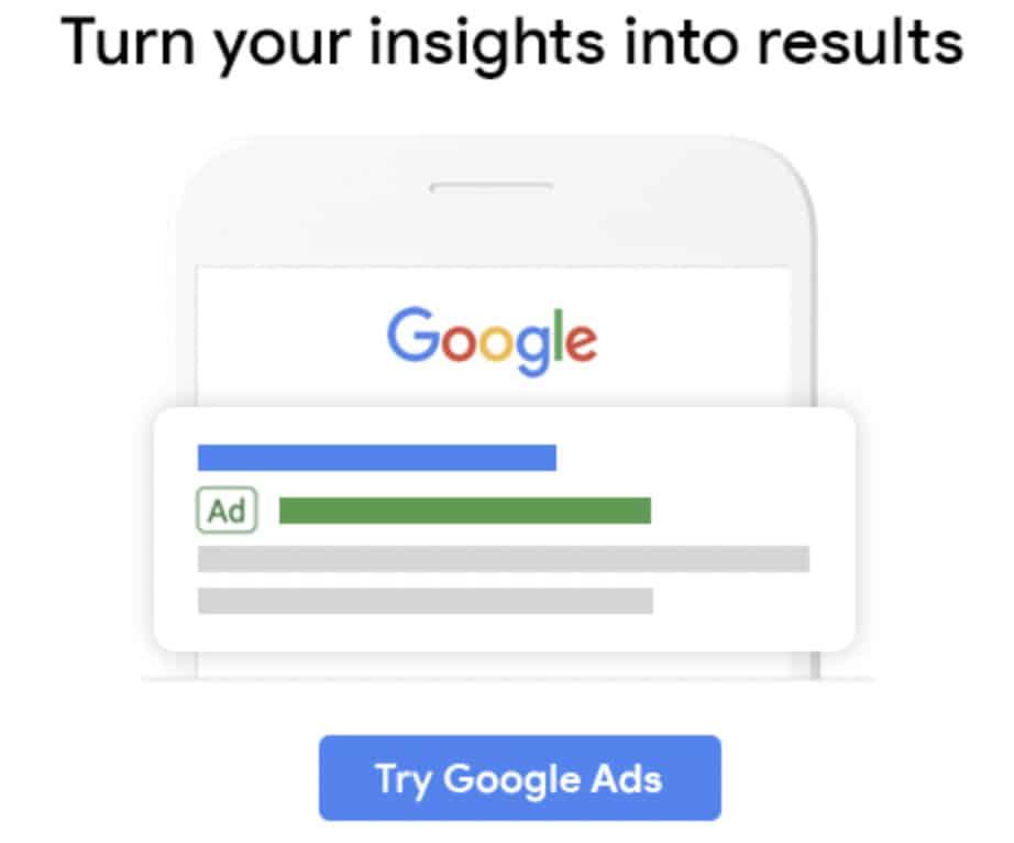 GoogleAnalyticsとGoogleAdsとの連携