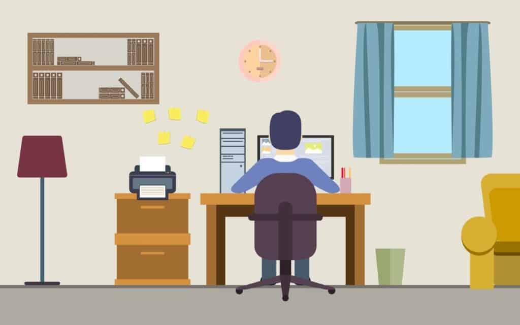 社会人の副業に在宅やリモートワーク以外はおすすめしない理由