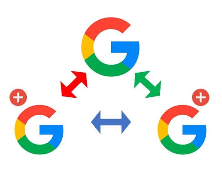 Googleアカウントを複数作成して切り替える方法