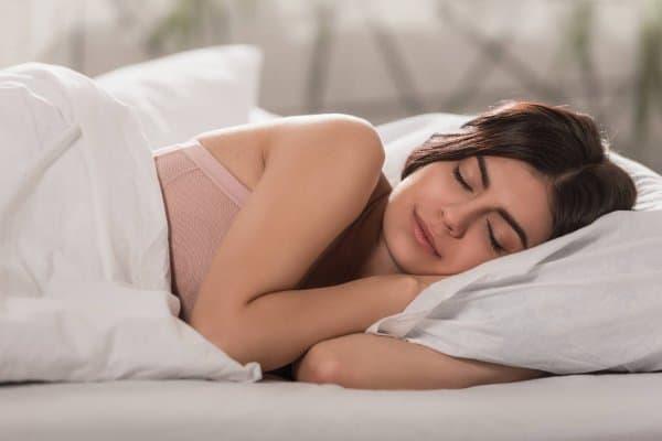 睡眠時間が伸び、より良質な睡眠がとれる