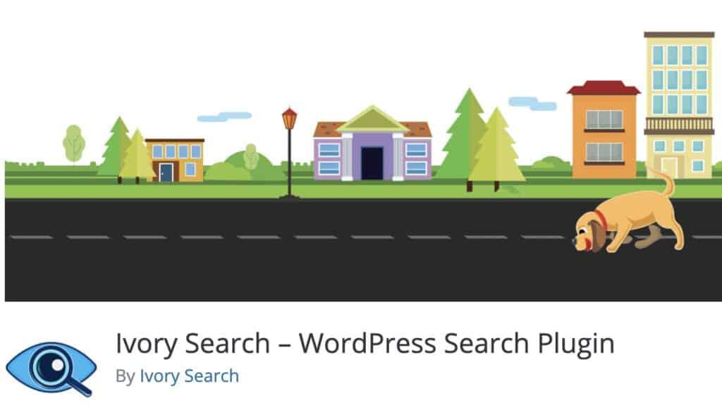 wordpressプラグイン「Ivory Search」