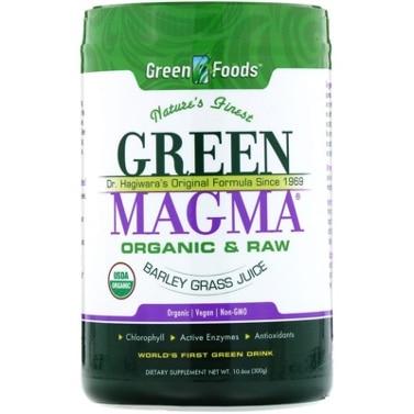 Green Foods , グリーンマグマ(Green Magma)