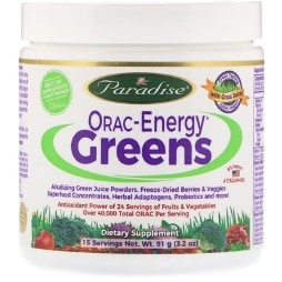 Paradise Herbs , ORAC エナジーグリーン